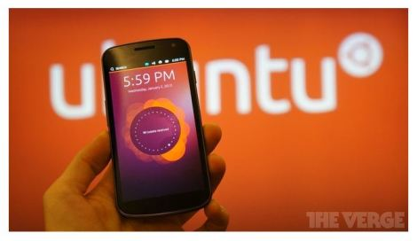 Ubuntu for Galaxy Nexus